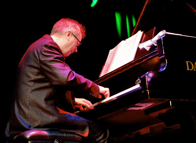 Clive Dunstall, Amy Roberts and Richard Exall Quintet