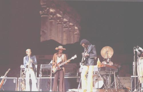 Dave Liebman with Miles Davis