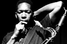 John Coltrane Pensive
