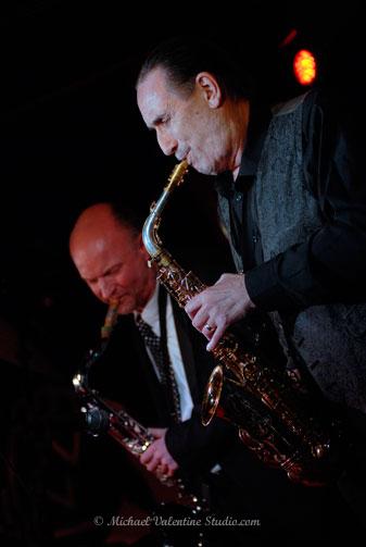 Peter King & Mornington Lockett