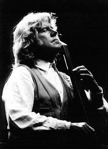 Eberhard Weber, Istanbul Jazz Festival,1998