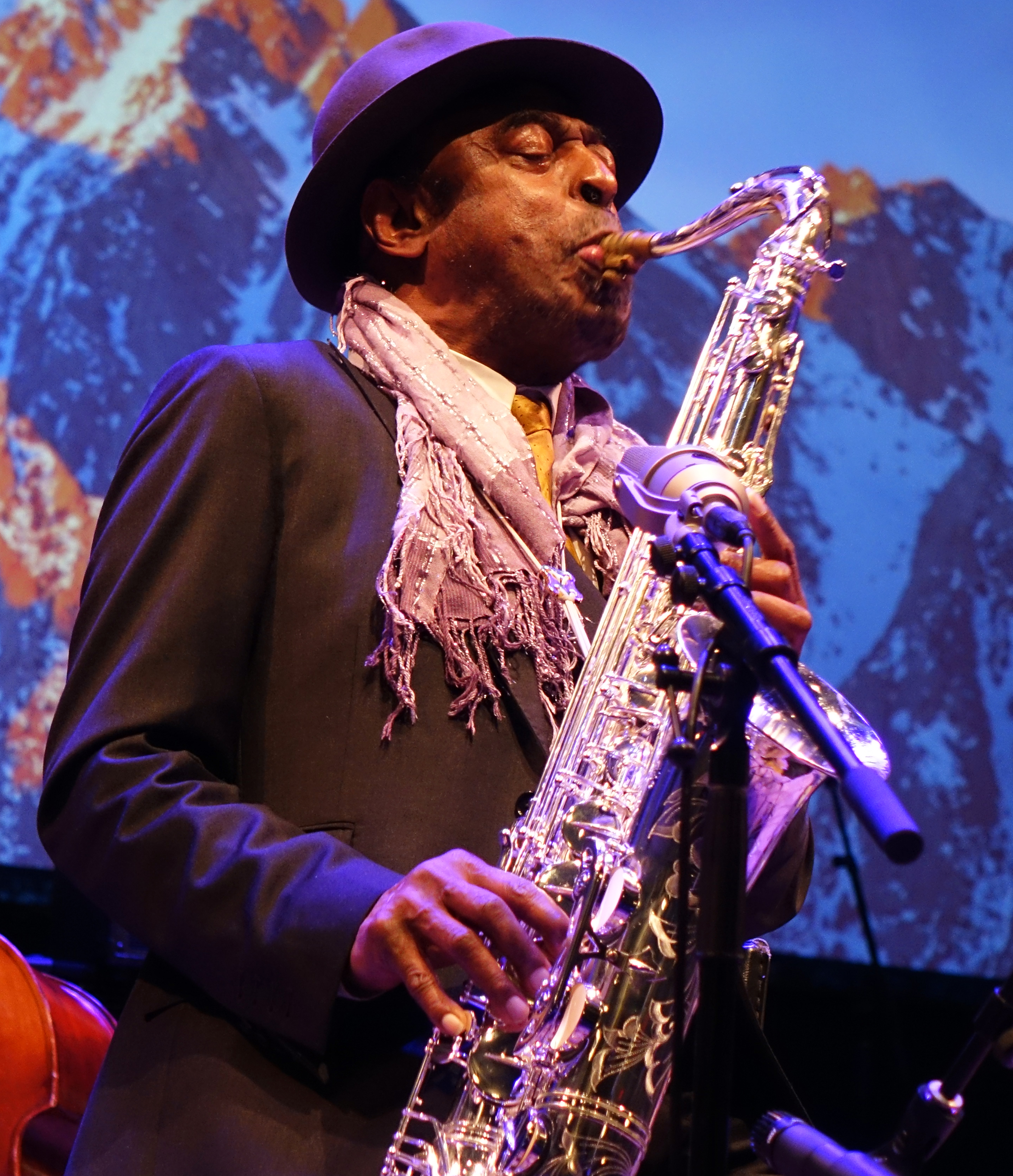 Archie Shepp at Vision 23