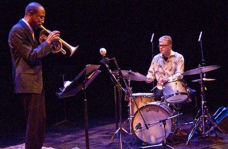 Ron Miles and Matt Wilson