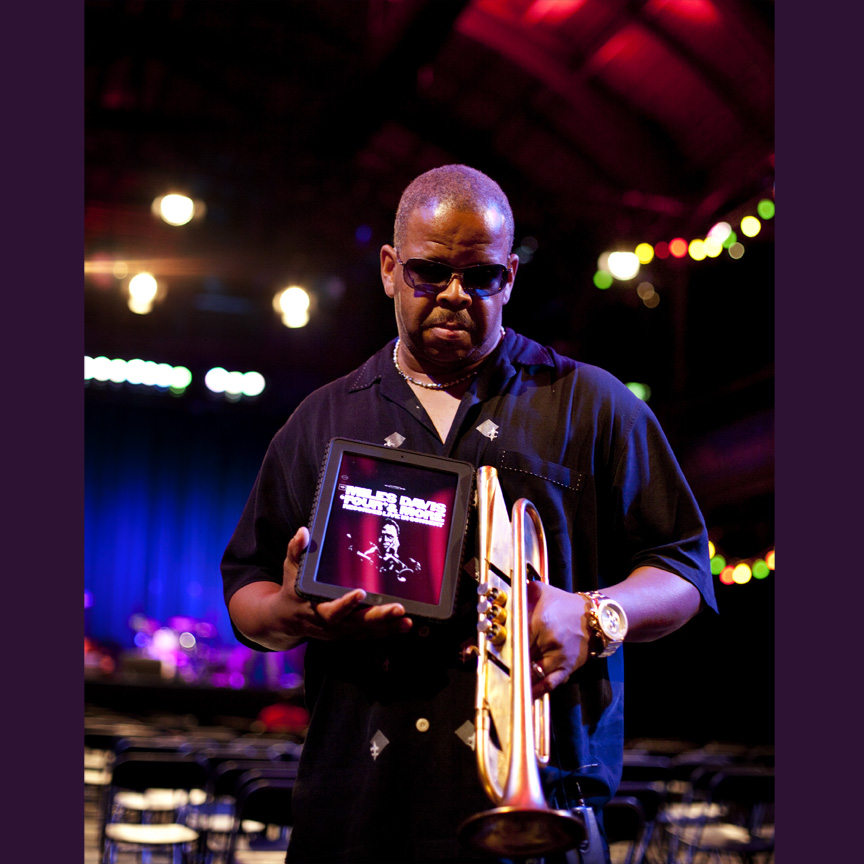 Terence Blanchard: Miles Davis, Four & More
