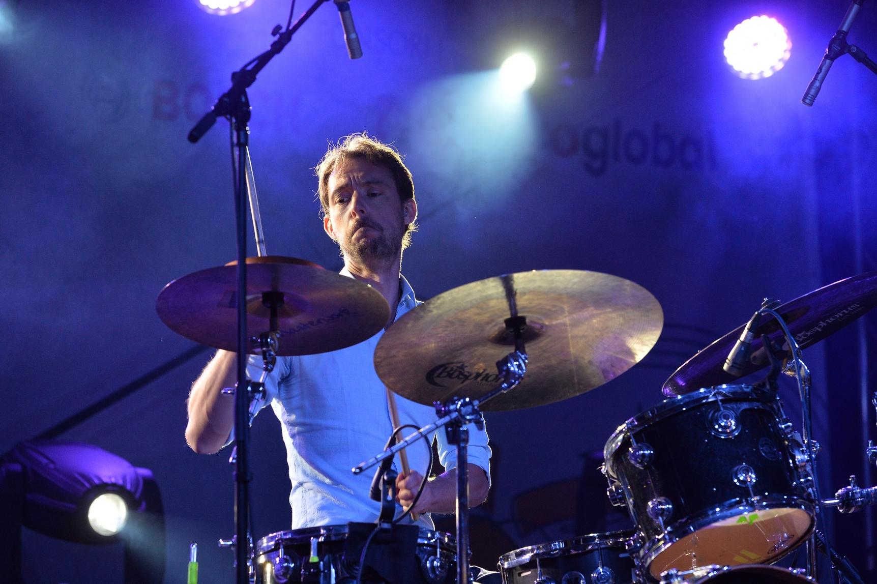Jasper van Hulten at Smida Jazz Festival 2017
