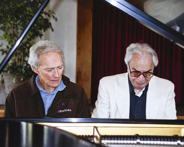 Clint eastwood and dave brubeck