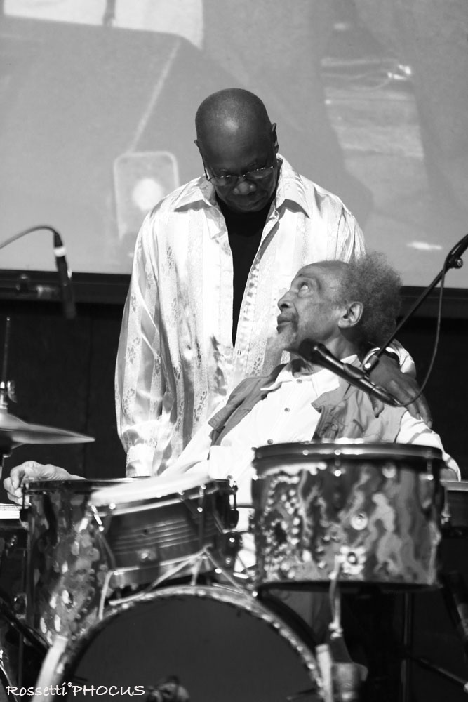 Andrew Cyrille - Milford Graves