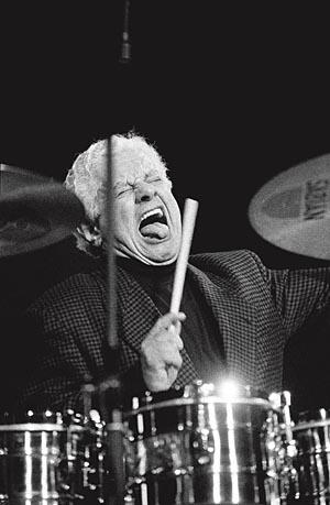 Tito Puente, Skopje Jazz Festival, Skopje, Macedonia, 1996.