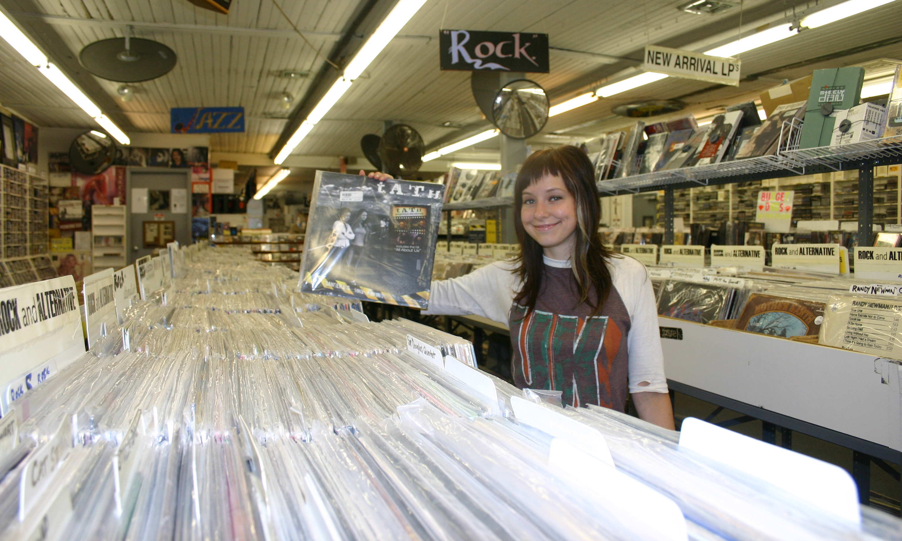 At 30, Princeton Record Exchange is Still Groovy