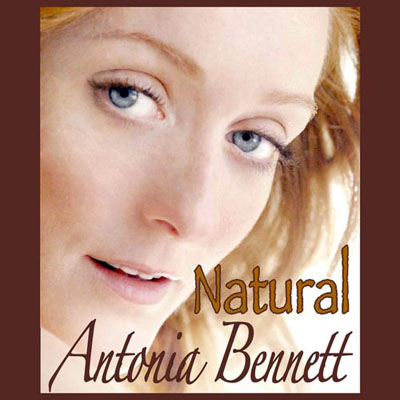 Antonia Bennett - Natural EP (Cover)