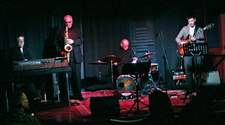 Doug Lawrence Organ Quartet