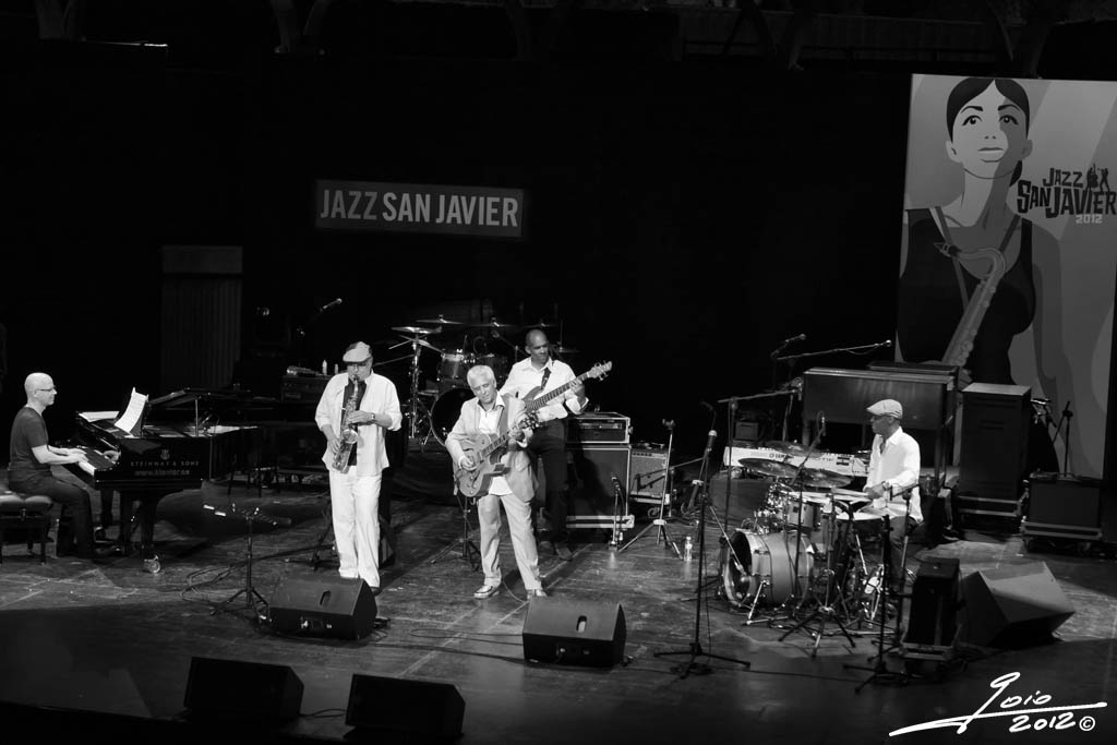 Ivam Jazz Ensemble-2012