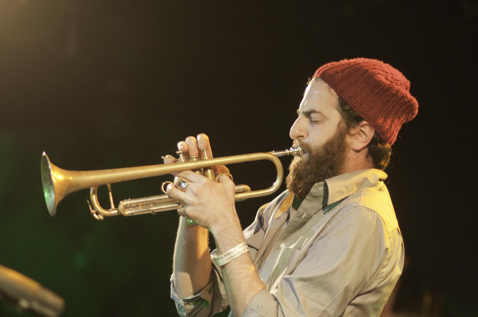 Avishai Cohen with the Anat Cohen Quartet