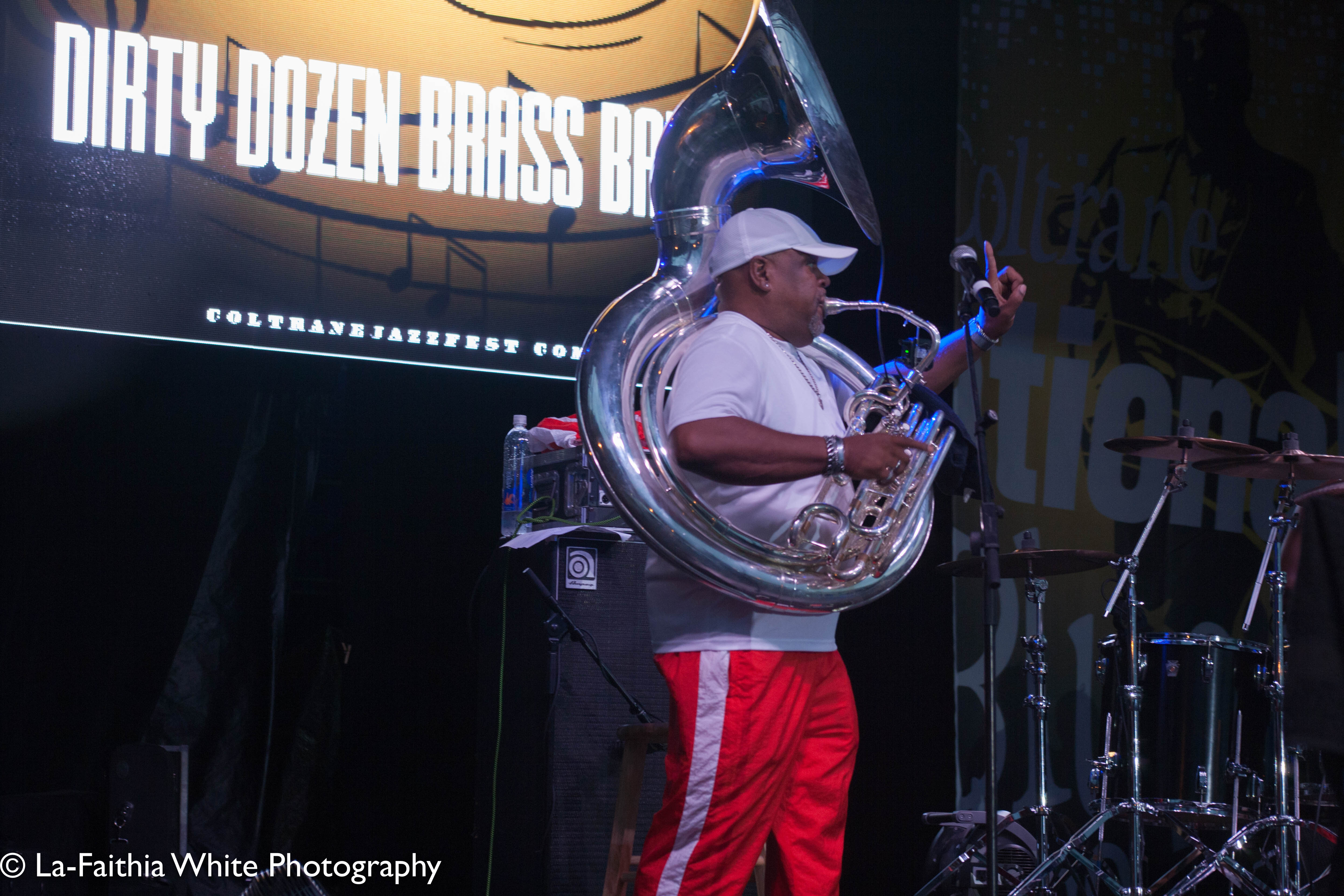 Kirk Joseph At The 8th Annual John Coltrane International Jazz And Blues Festival