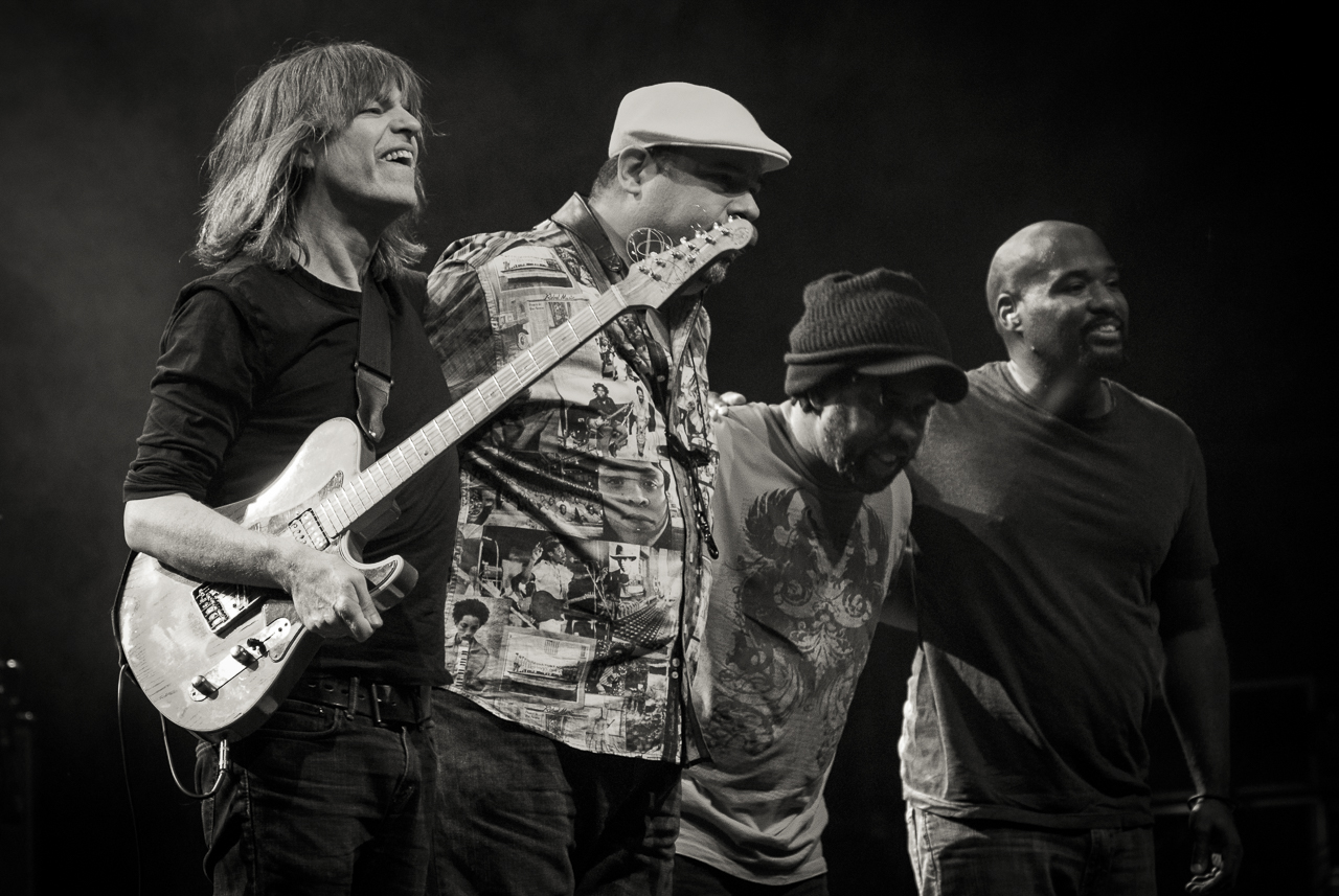 The Victor Wooten Band & The Mike Stern Band Featuring Bob Franceschini and Derico Watson