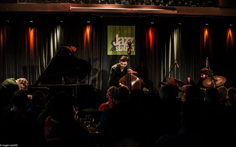Giuseppe Millaci / live in Brussels