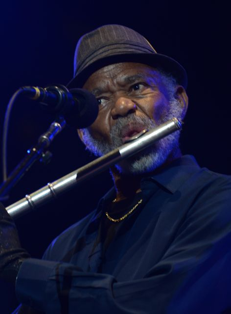 Hubert Laws @world Stage 25th Anniversary Concert