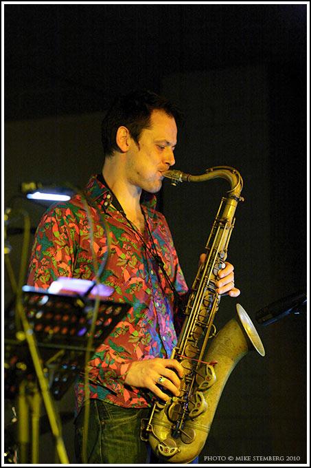 Pete Wareham
