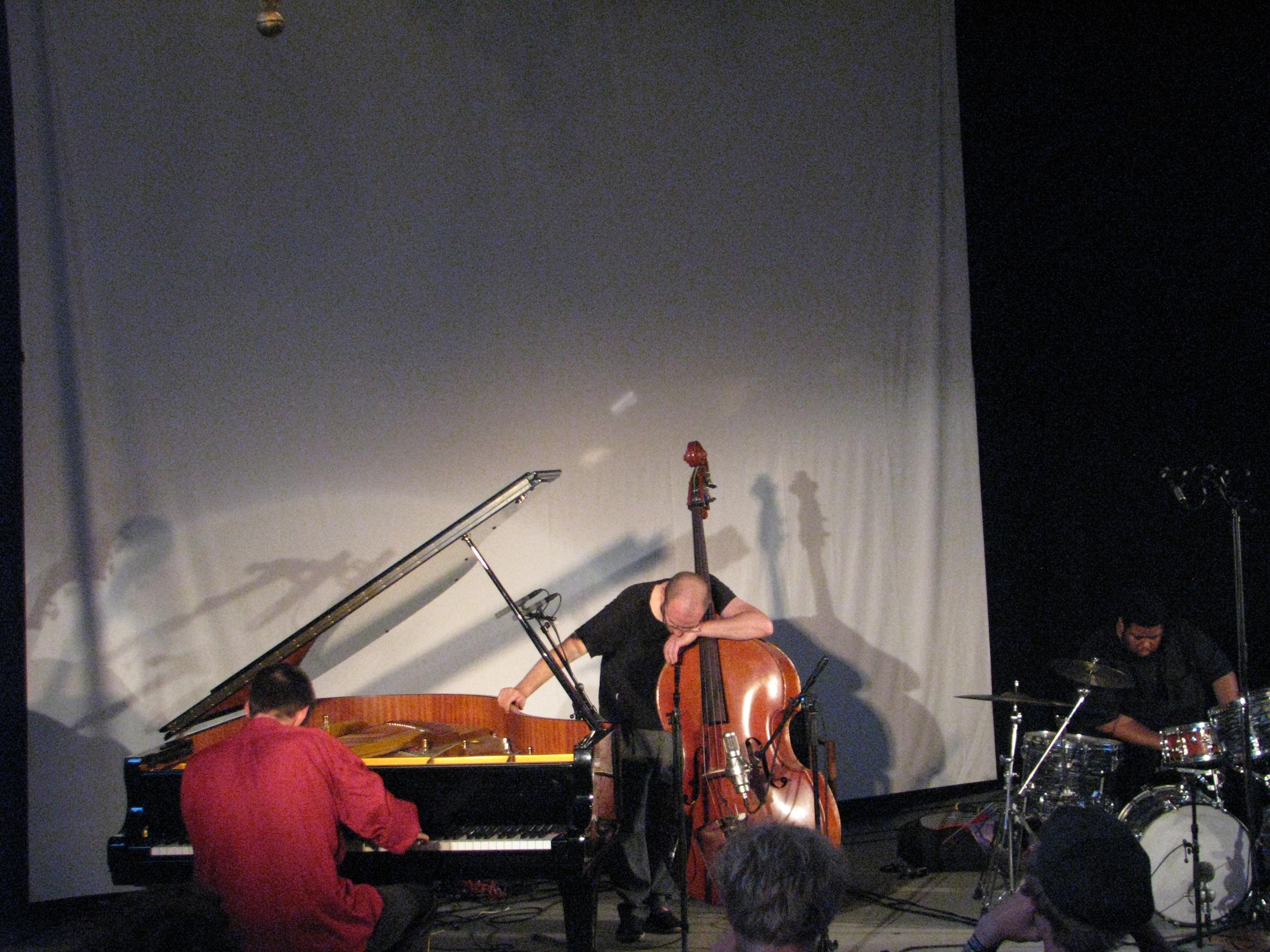 Jakob Anderskov Nils Davidsen Tyshawn Sorey Copenhagen Jazz Festival 2014