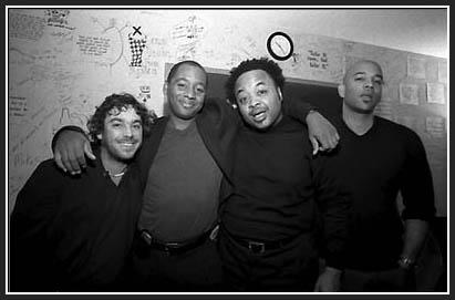 Branford Marsalis Group, 2002