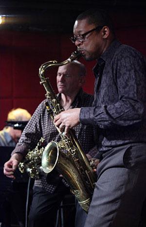 Ravi Coltrane with Saxophone Summit