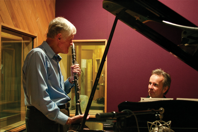 Mort Weiss Meets Bill Cunliffe