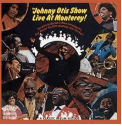 Margie Evans in the Johnny Otis Show Live at Monterey