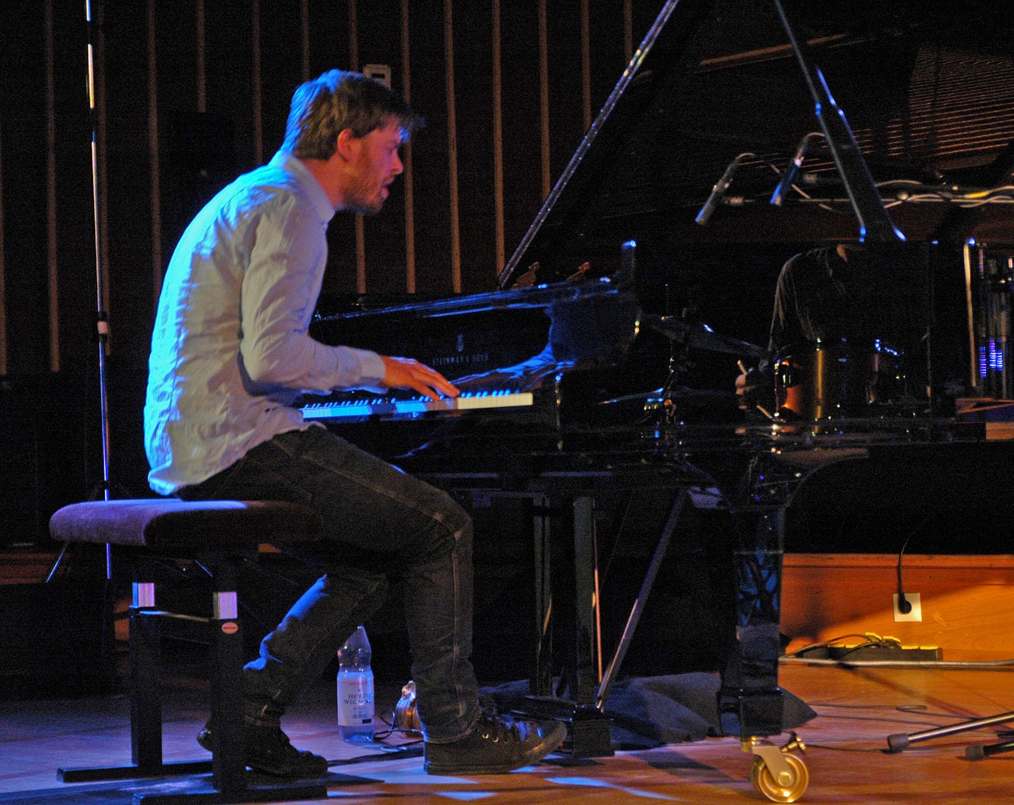 Collin Vallon, Jazzahead 2011