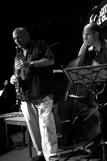 Dave Liebman &Amp; Chris Jennings - Dave Liebman &Amp; Jacek Kochan Quartet, Gdynia in Jul. 2008
