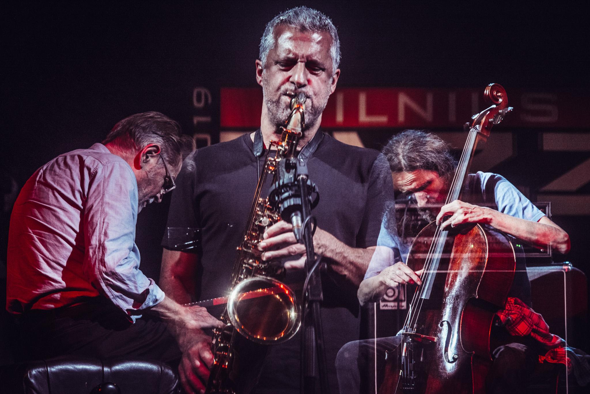 Rodrigo Amado Trio with Alexander von Schlippenbach