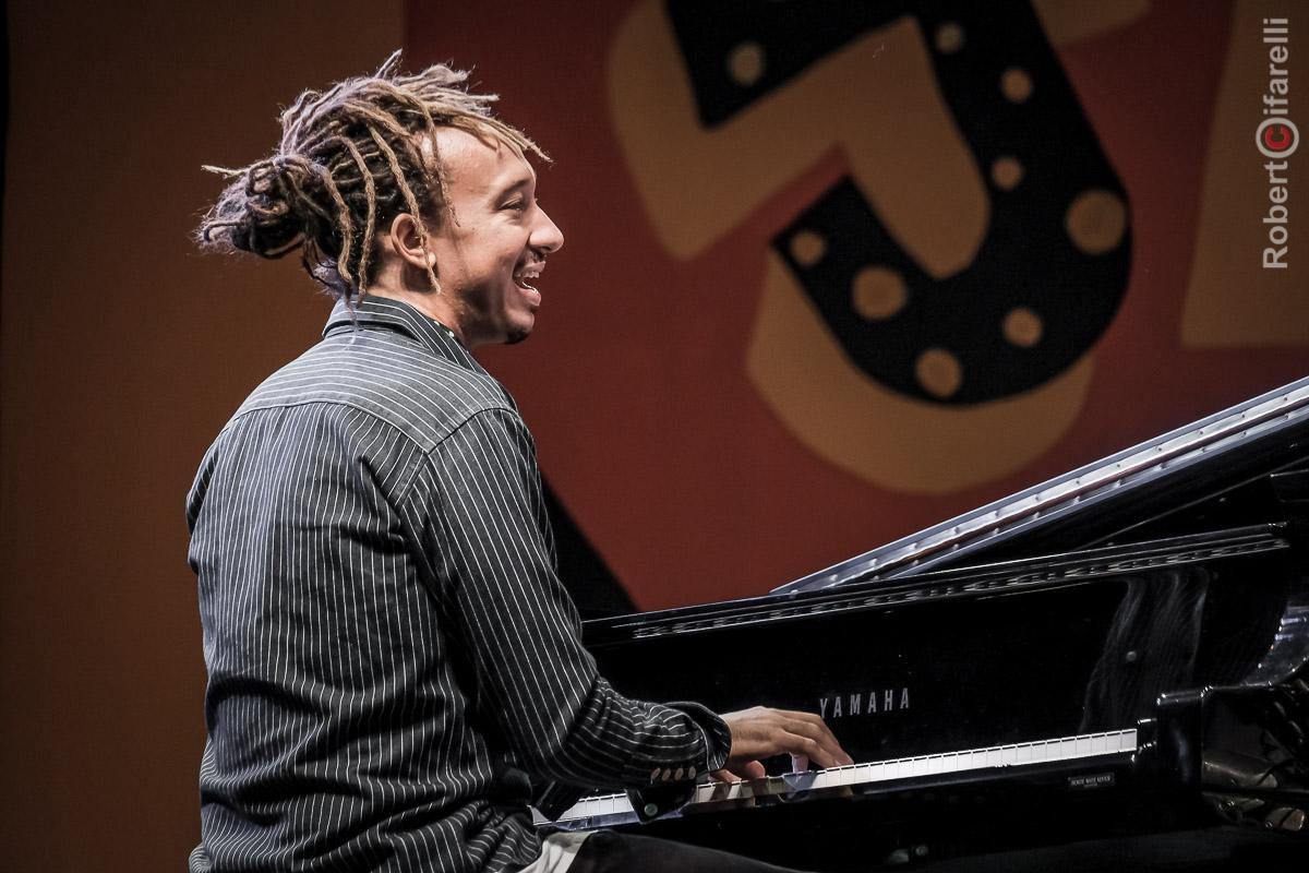 Gerald Clayton - 60th Monterey Jazz Festival, 2017