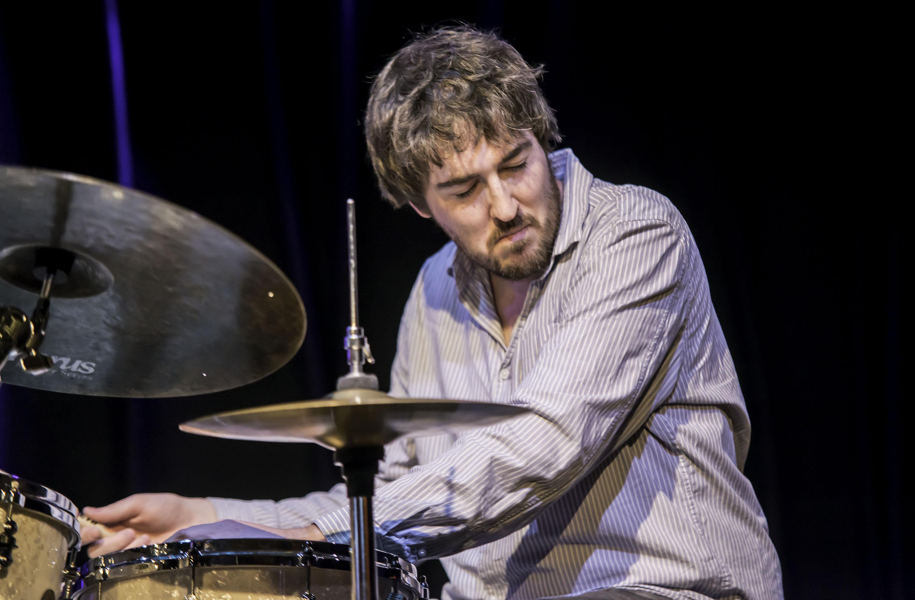 James Maddren, Trondheim Jazz Festival 2012