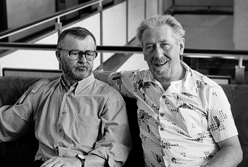 Barry Storey & Bill le Sage