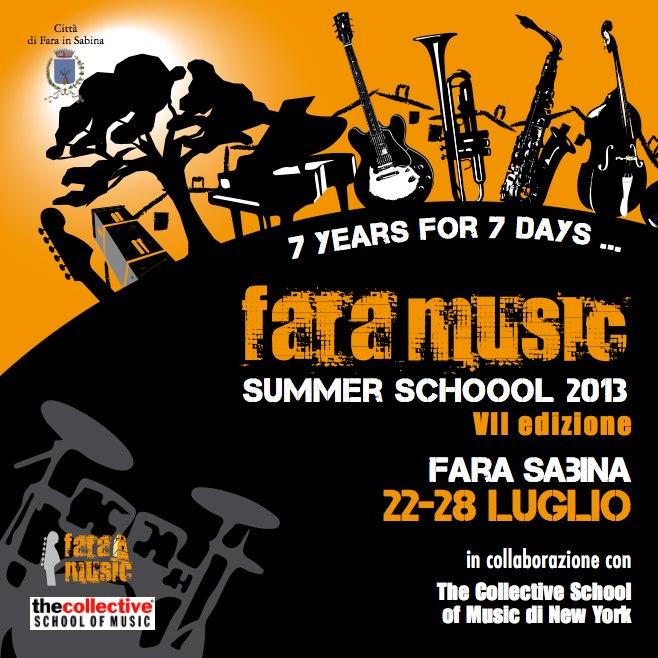 Poster fara music
