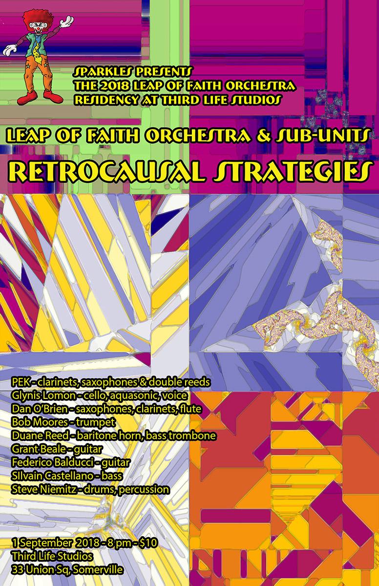 Leap Of Faith Orchestra & Sub Units