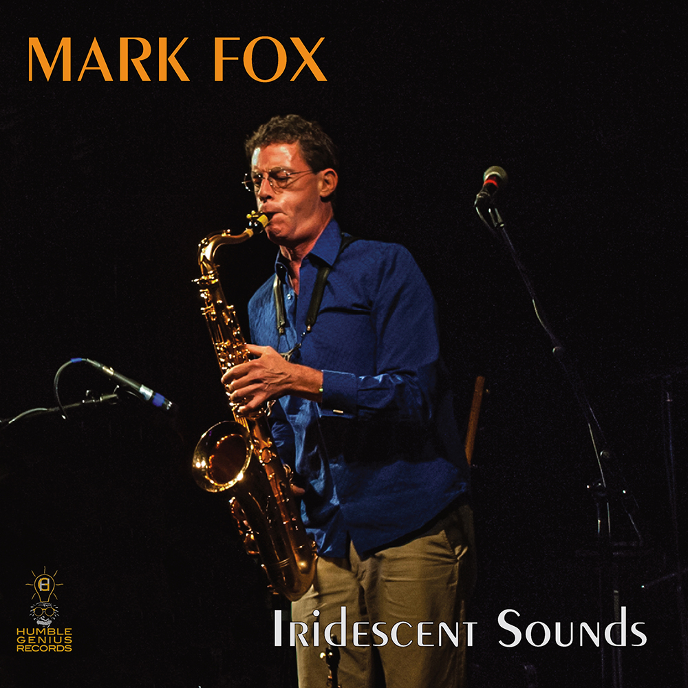 Mark Fox & Sonic Nomads – 'Live at The Roxy' live album recording & filming