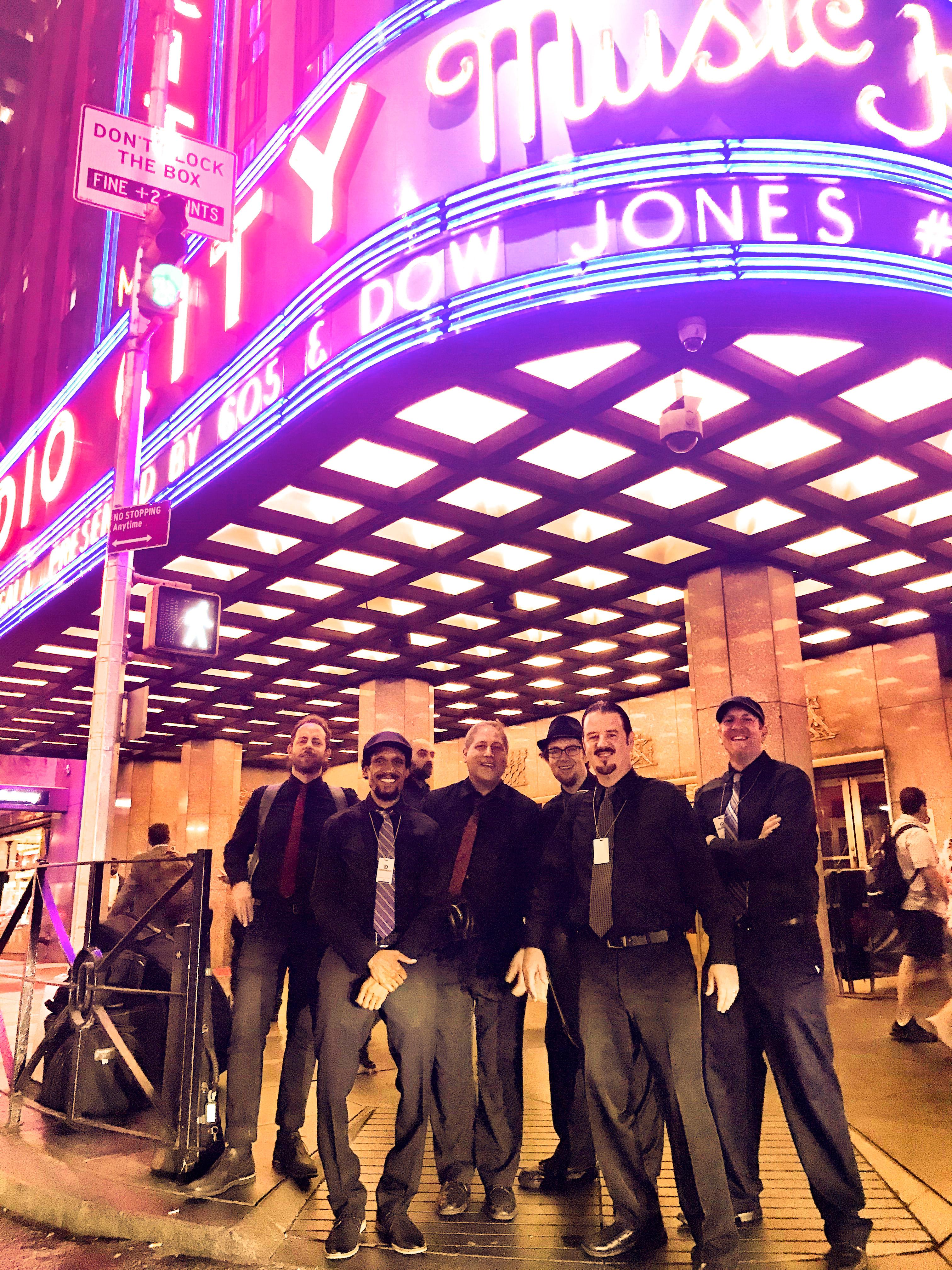 Radio City Music Hall Performance