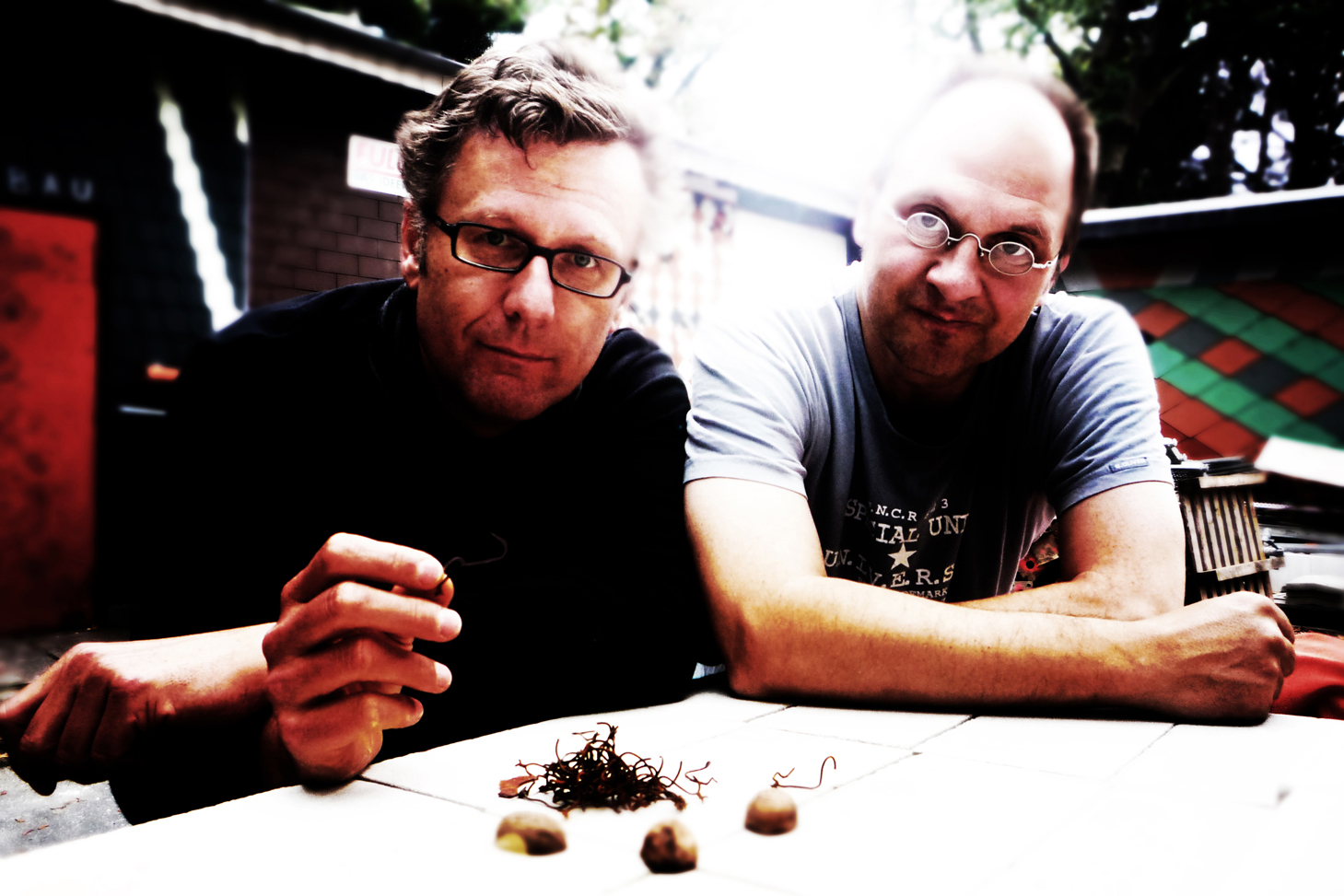 Uwe Oberg & Christof Thewes + Wolfram Knauer