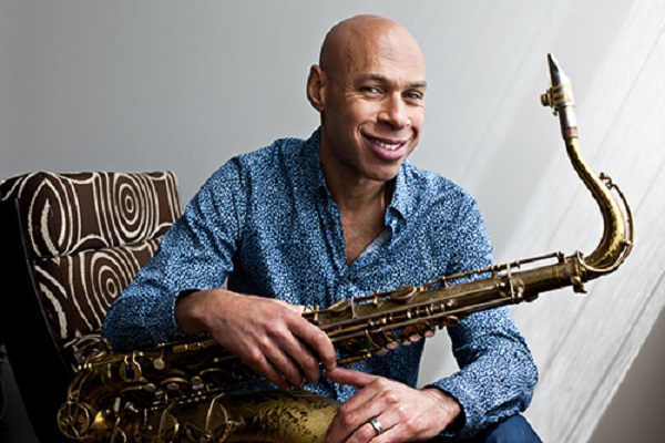 Joshua Redman Quartet With Aaron Goldberg, Reuben Rogers & Gregory Hutchinson