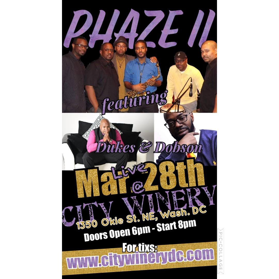 Phaze II Featuring Dukes & Dobson