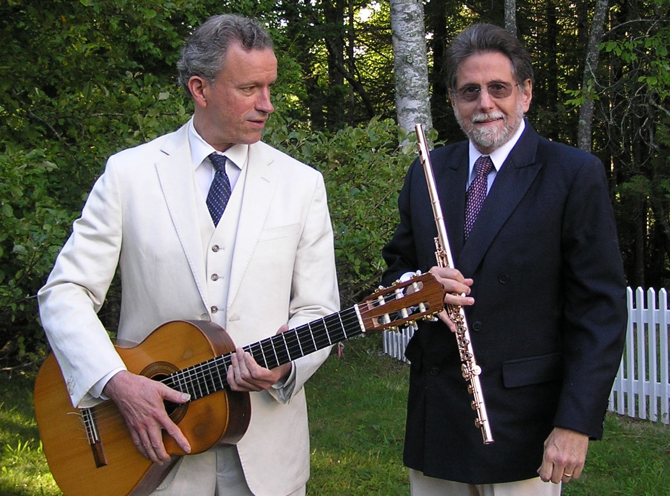 Peter H. Bloom/mark Leighton Flute And Guitar Duo