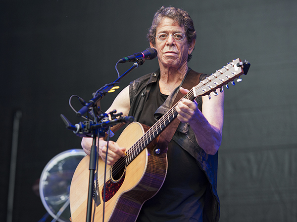Lou Reed: Bonn, Germany, June 29, 2012