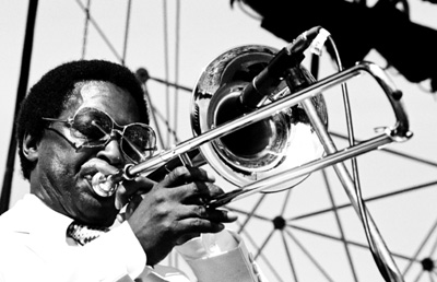 Curtis Fuller, 1982