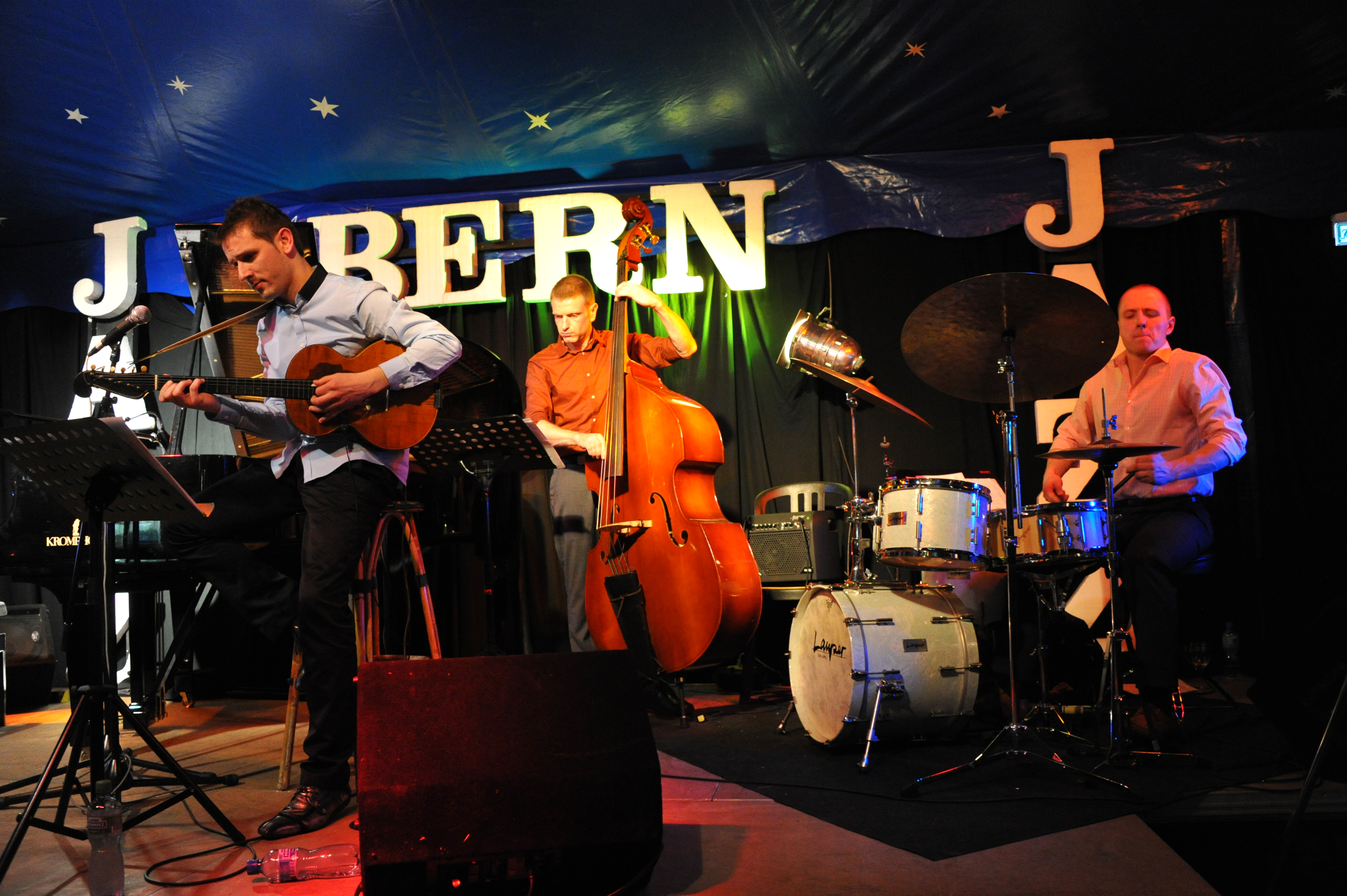 Igor Kogan: Bern Jazz Festival