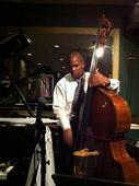 Bassist Mark Peterson at Shanghai Jazz, Madison, NJ