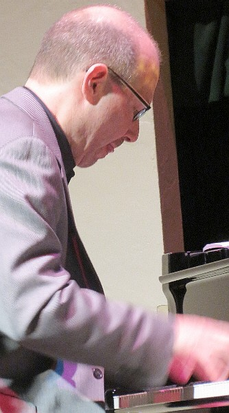 Ted Rosenthal Leading His Trio at Harriet Himmel Theatre, West Palm Beach, 1/24/12