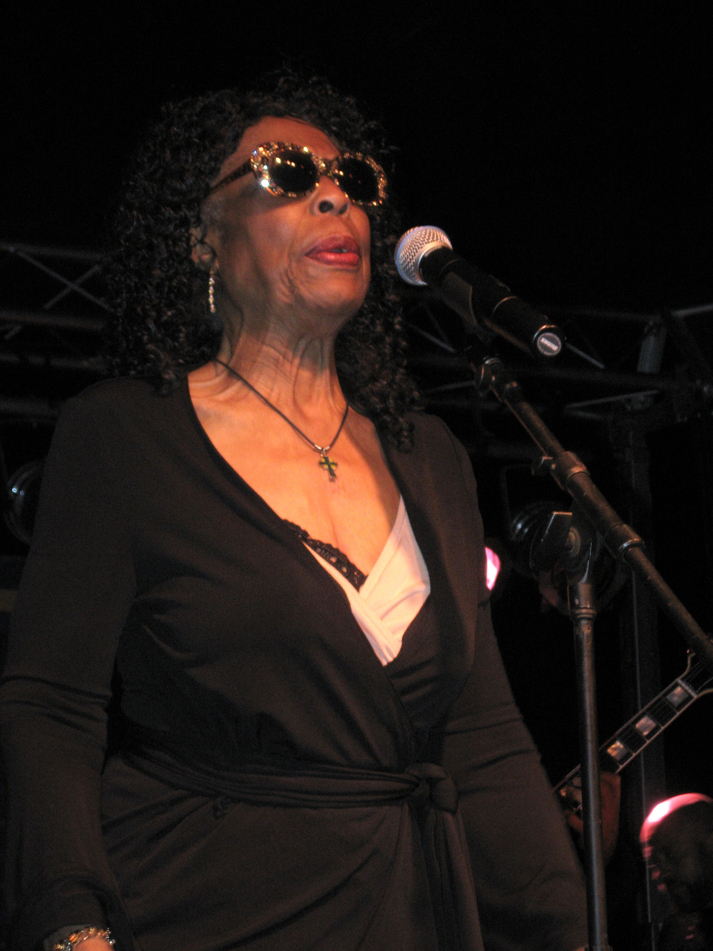 Gloria Lynne @ 2007 South Shore Jazzfest