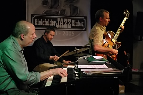 We Three: Dan Kostelnik, Scott Neumann & Michael Arlt