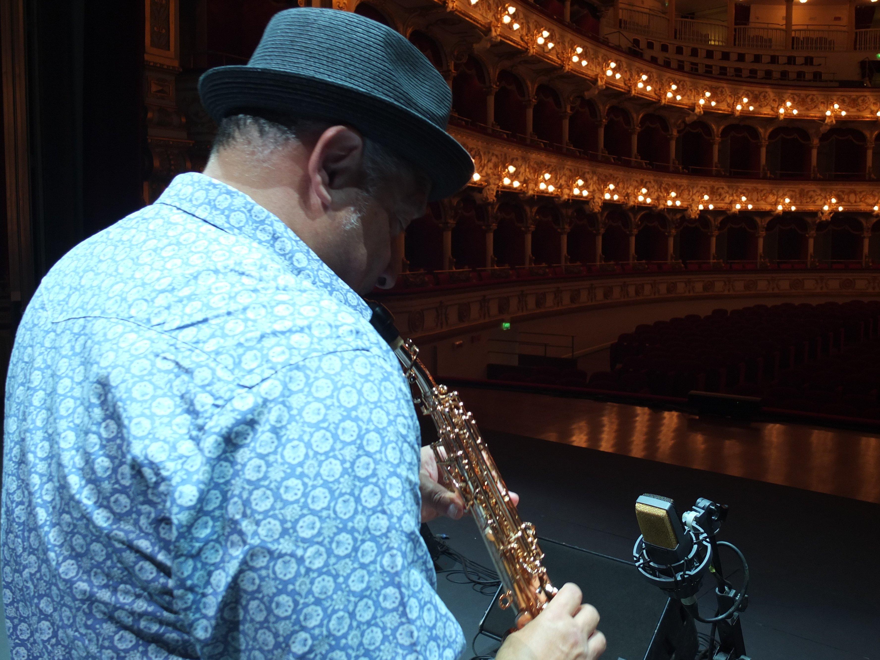 Roberto Ottaviano - Foto Samarcanda Documenti Sonori