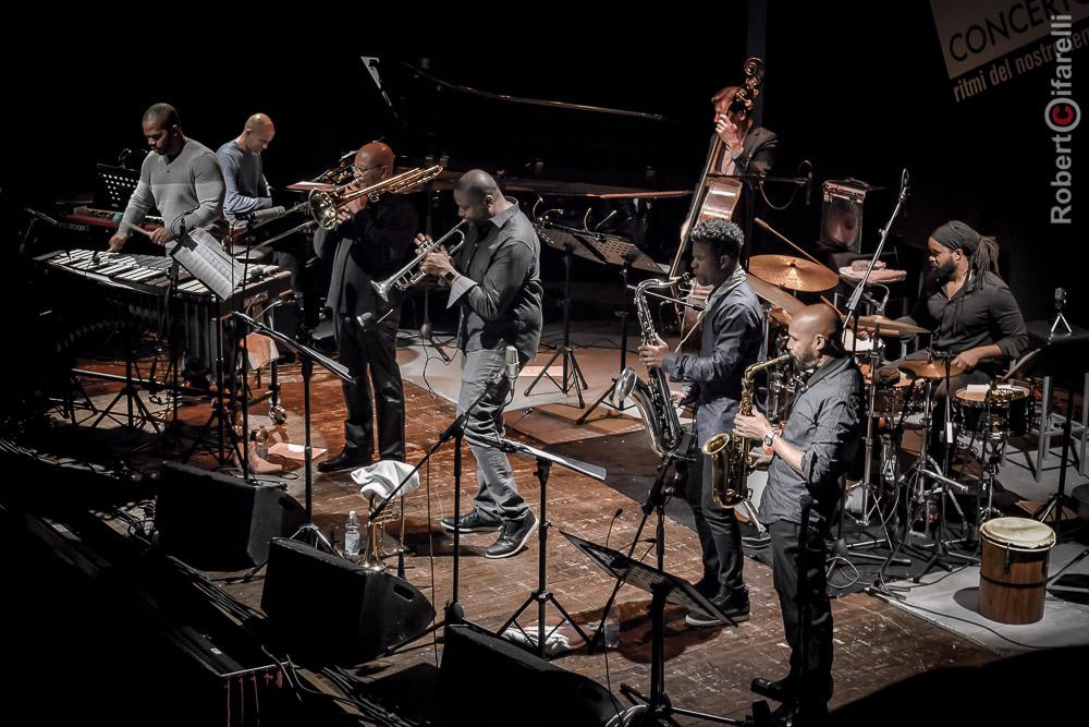 Il SF Jazz Collective al Teatro Manzoni di Milano